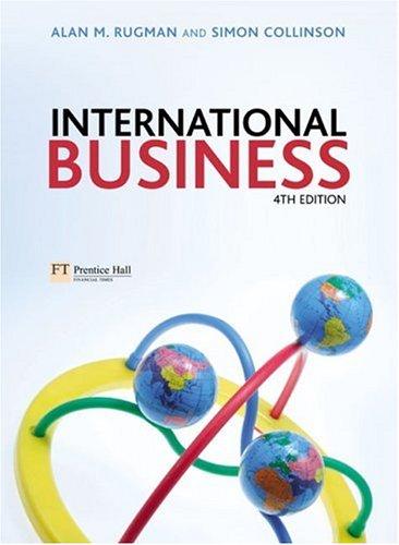 9780273701743: International Business (4th Edition)