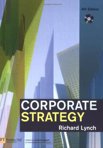 9780273701781: Corporate Strategy (4th Edition)
