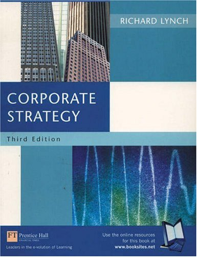9780273702108: Corporate Strategy