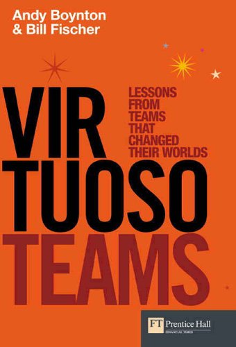 virtuoso teams Virtual rock virtuoso teams lessons from teams that changed their worlds virtual treeview manual virtual private networks for dummies virtual reality.