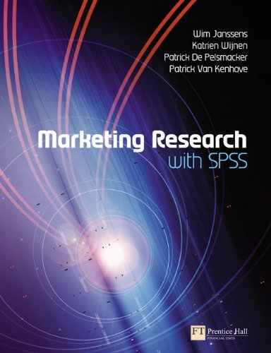 9780273703839: Marketing Research with SPSS