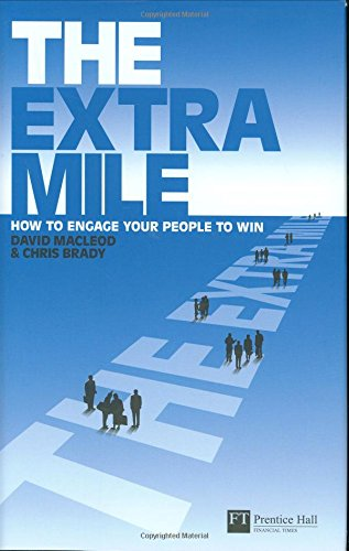 9780273703945: The Extra Mile: How to Engage Your People to Win