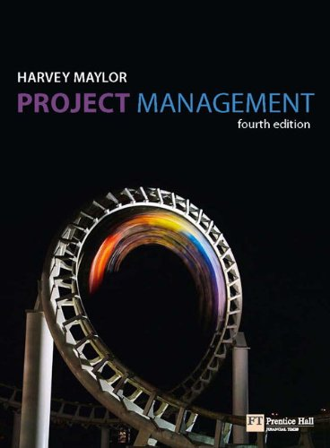9780273704324: Project Management: (with MS Project CD Rom) (4th Edition)