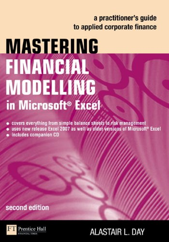 9780273708063: Mastering Financial Modelling in Microsoft Excel: A practitioner's guide to applied corporate finance (2nd Edition)