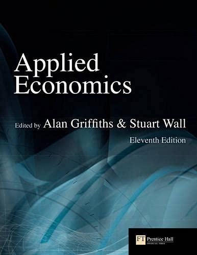 9780273708223: Applied Economics
