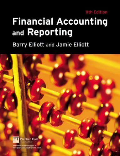 9780273708704: Financial Accounting and Reporting