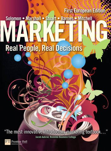 Marketing: Real People, Real Decisions: Real People,: Mitchell, Vincent-Wayne, Barnes,