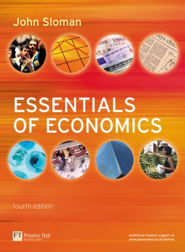 9780273708810: Essentials of Economics
