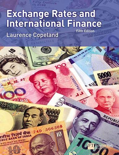 Exchange Rates and International Finance: Copeland Laurence