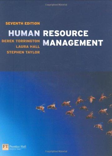 9780273710752: Human Resource Management