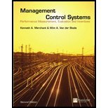 9780273710912: Management Control Systems Instructors Manual