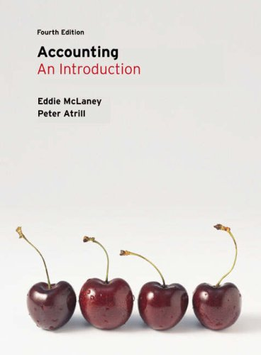 9780273711360: Accounting: An Introduction