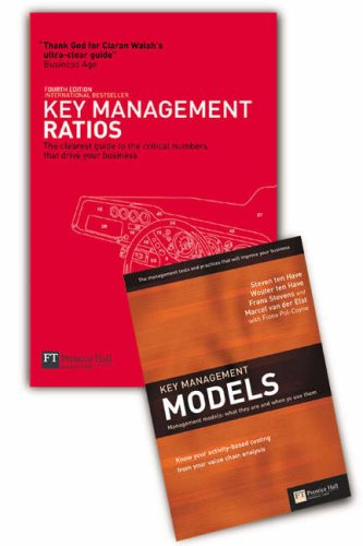 9780273712602: Key Management Models / Key Management Ratios