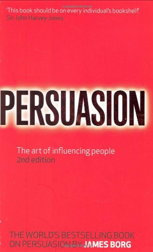 9780273712992: Persuasion: The Art of Influencing People