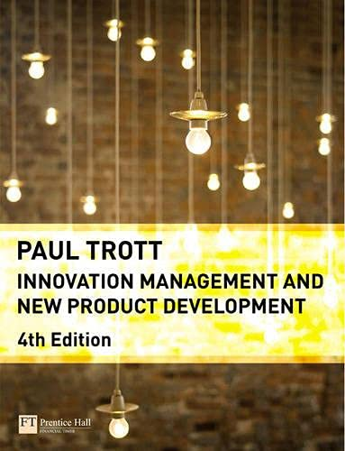 9780273713159: Innovation Management and New Product Development (4th Edition)