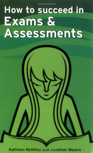 How to succeed in Exams and Assessments: Jonathan Weyers and