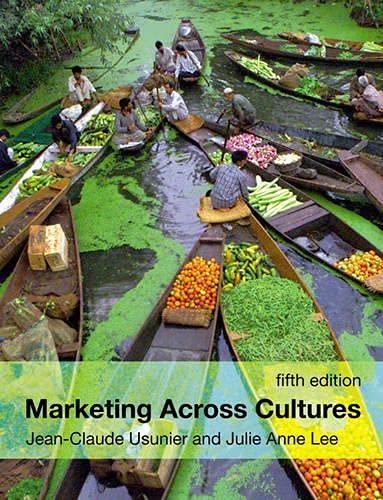 9780273713913: Marketing Across Cultures