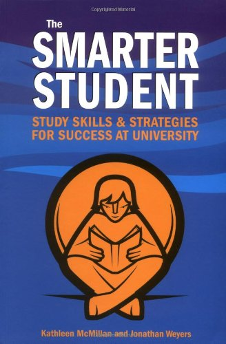 9780273714491: The Smarter Student: Study Skills & Strategies for Success at University