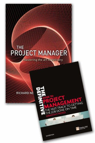 9780273714569: The Definitive Guide to Project Management / Project Manager