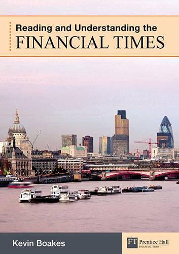 9780273715597: Reading and Understanding the Financial Times