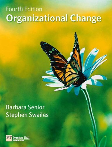 9780273716204: Organizational Change (4th Edition)
