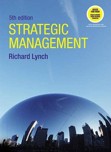 9780273716389: Strategic Management