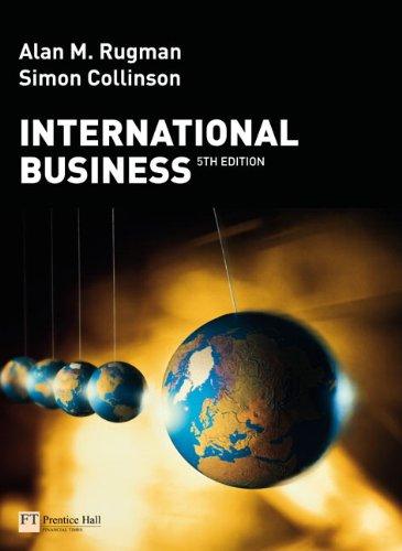 9780273716549: International Business