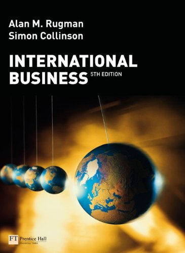 9780273716549: International Business