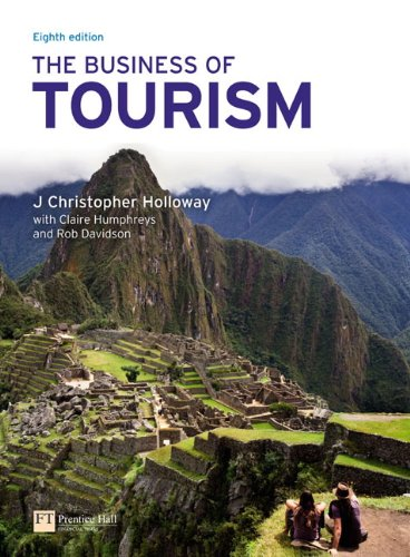 9780273717102: The Business of Tourism