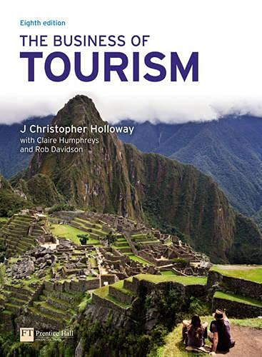 9780273717102: The Business of Tourism (8th Edition)