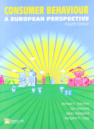 9780273717263: Consumer Behaviour: A European Perspective