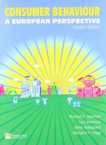 9780273717263: Consumer Behaviour: A European Perspective