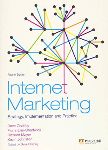 9780273717409: Internet Marketing: Strategy, Implementation and Practice (4th Edition)