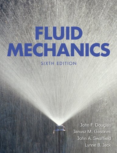 9780273717720: Fluid Mechanics (6th Edition)