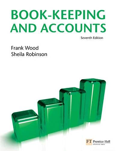9780273718055: Book-keeping and Accounts (7th Edition)