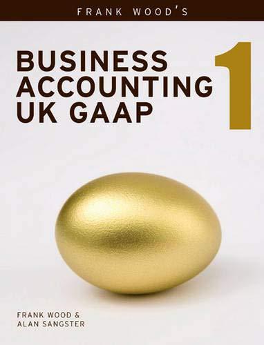 9780273718765: Business Accounting Uk Gaap