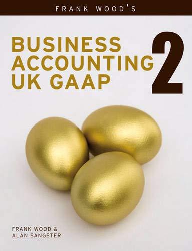 9780273718802: Business Accounting UK GAAP Volume 2: v. 2