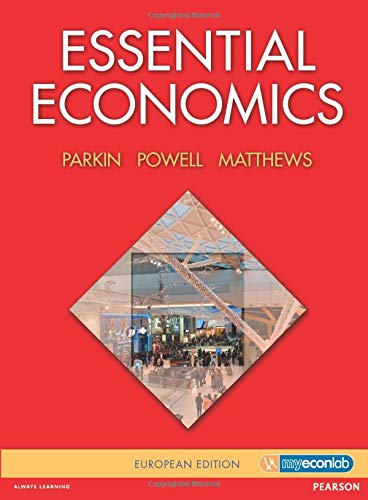 9780273718970: Essential Economics