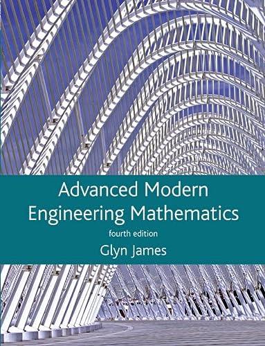 9780273719236: Advanced Modern Engineering Mathematics (4th Edition)
