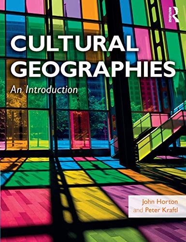 9780273719687: Cultural Geographies: An Introduction