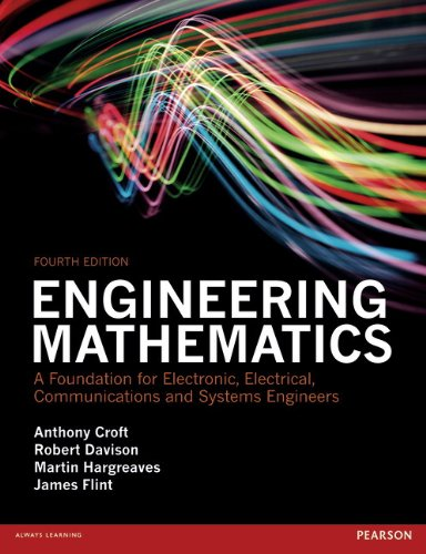 9780273719779: Engineering Mathematics: A Foundation for Electronic, Electrical, Communications and Systems Engineers