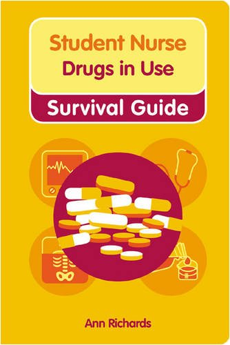 9780273720218: Student Nurse Drugs in Use Survival Guide