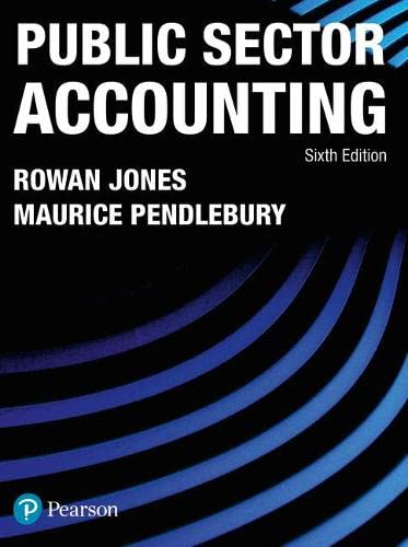 9780273720362: Public Sector Accounting (6th Edition)