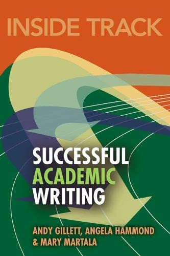 9780273721710: Inside Track to Successful Academic Writing