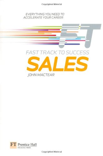 9780273721765: Sales: Fast Track to Success