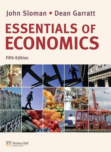 9780273722410: Essentials of Economics