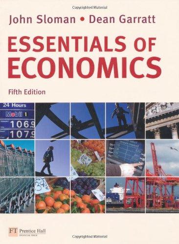 Economics and MEL Math: Dean Garratt; John