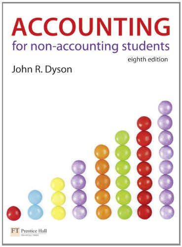 9780273722977: Accounting for Non-Accounting Students
