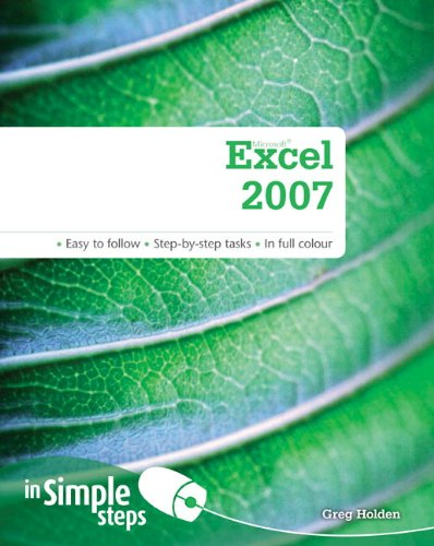 9780273723547: Microsoft Excel 2007 In Simple Steps
