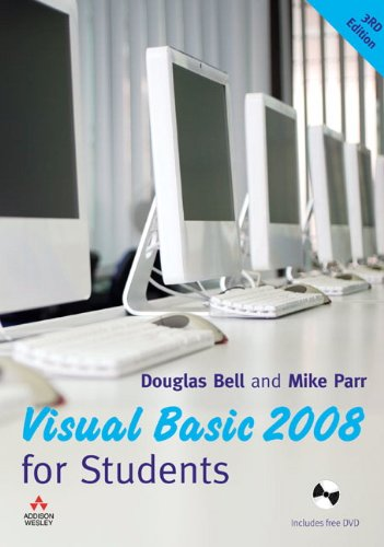 9780273724025: Visual Basic 2008 for Students